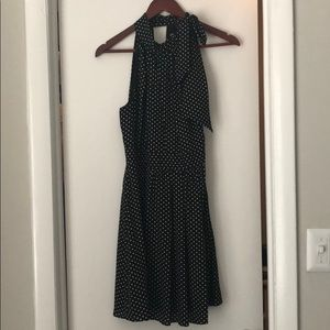Adorable polka dotted dress